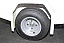 Large wheels offering great traction whether towed by car or motorcycle