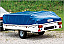 Compact trailer making towing a dream for most cars