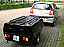 Campmaster Drenthe compact and lightweight trailer