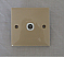 Clipsal TV Coaxial Socket