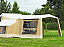 2012 Adventure shown with optional side annexe, sun canopy and side wall