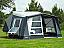 Premium model trailer tent