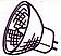12V 50mm Halogen Bulb - 20W 36° Dichroic 2 Pin