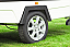 Replacement single alloy wheel to fit all models of Camp-let trailer tent