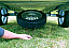 Spare wheel carrier for Camp-let trailer tents from 2007 onwards