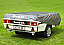 Zipped trailer cover fits all Camp-lets with extendable top for more luggage space