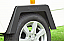 Replacement plastioc wheel arch for Camp-let trailer tents