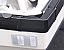Plastic corner trim fits to rear corner of left hand bed