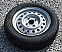 Replacement 13inch trailer wheel and tyre for CAmp-let trailer tents