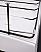 L shaped Camp-let Royal bed leg for kitchen end of trailer