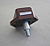 Nova Mini Push Lock - Single Spindle
