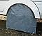 Kampa Caravan Wheel Cover fits tyres upto 65cm diameter