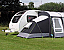 OPTIONAL side annexe for Kampa Rally Pro 260 awning