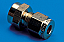 Coupling - 3/8 Female BSP to 3/8 Copper