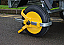 Covers wheel nuts for extra security