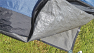 Protactive footprint groundsheet for Outwell Rockwell 3 Tent