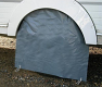 Kampa Motorhome Wheel Cover fits tyres upto 80cm diameter