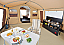 Galleon has a spacious interior, zip in groundsheet. Available with or without kitchen