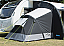 Inflatable annexe for Rally AIR Pro and Ace AIR awnings