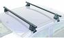 Pair of Mont Blanc Supra steel roof bars
