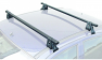 Pair of Mont Blanc Supra steel roof bars