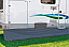 Fiamma Skirting Caravan with wheel arch cover