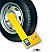 Maypole SH5431 wheelclamp