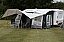 OPITIONAL sun canopy clips to awning