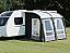 Kampa Rally Pro 260 Caravan awning