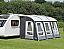 Kampa Rally Pro 390 Caravan Porch Awning