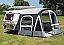 Kampa Pop AIR Pro porch awning for Eriba Puck caravan BEFORE 2010