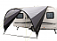 Outwell Cruising canopy adds shaded area to caravans