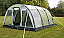 Sunncamp Invadair 600 inflatable family tent