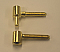 Brass Barrel Hinge