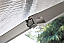 Extra strong, automatically extending awning arms