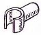 Pole C Clip - 19mm x 2
