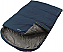 Outwell Campion Lux Double Sleeping Bag in Blue colour