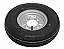 400 x 8 Inch Trailer Wheel - 4 Stud 101.4mm PCD
