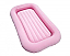 Kids pink airbed