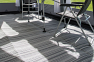 Kampa Continental brethable awning carpet