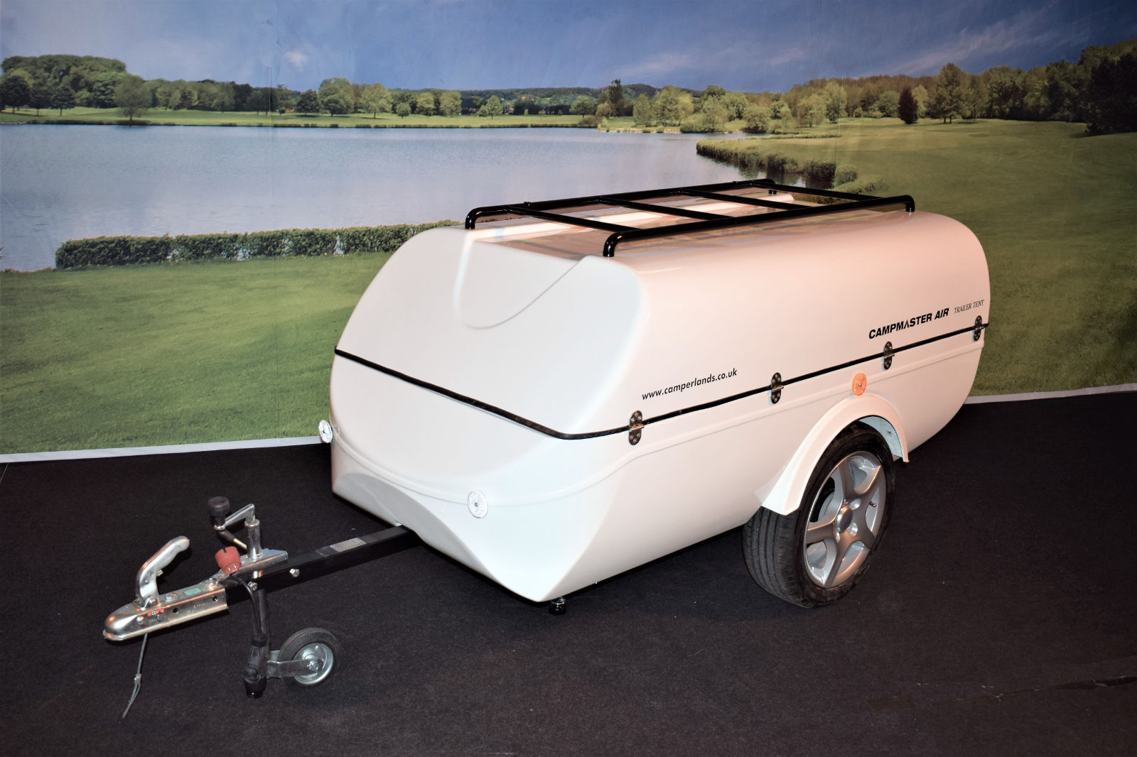 Campmaster AIR Inflatable Trailer Tent