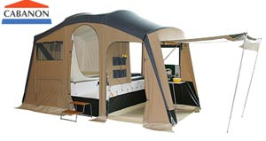 Cabanon Tabora Trailer Tent now