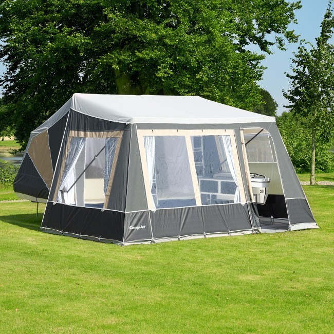 Camp-let 2GO customisable trailer tent