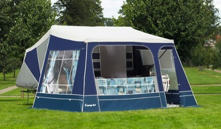 Camp Let Basic And Basic Plus Trailer Tents