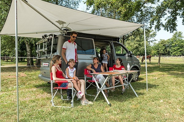 Fiamma Compass Canopy Awning For 4x4 SUV And Campervan