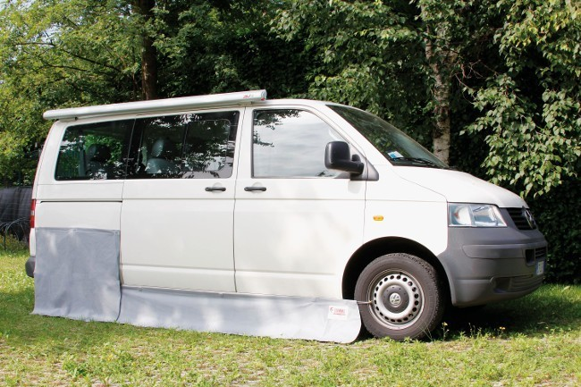 Fiamma Skirting Vw T5 Awning Draught Skirt For Vw