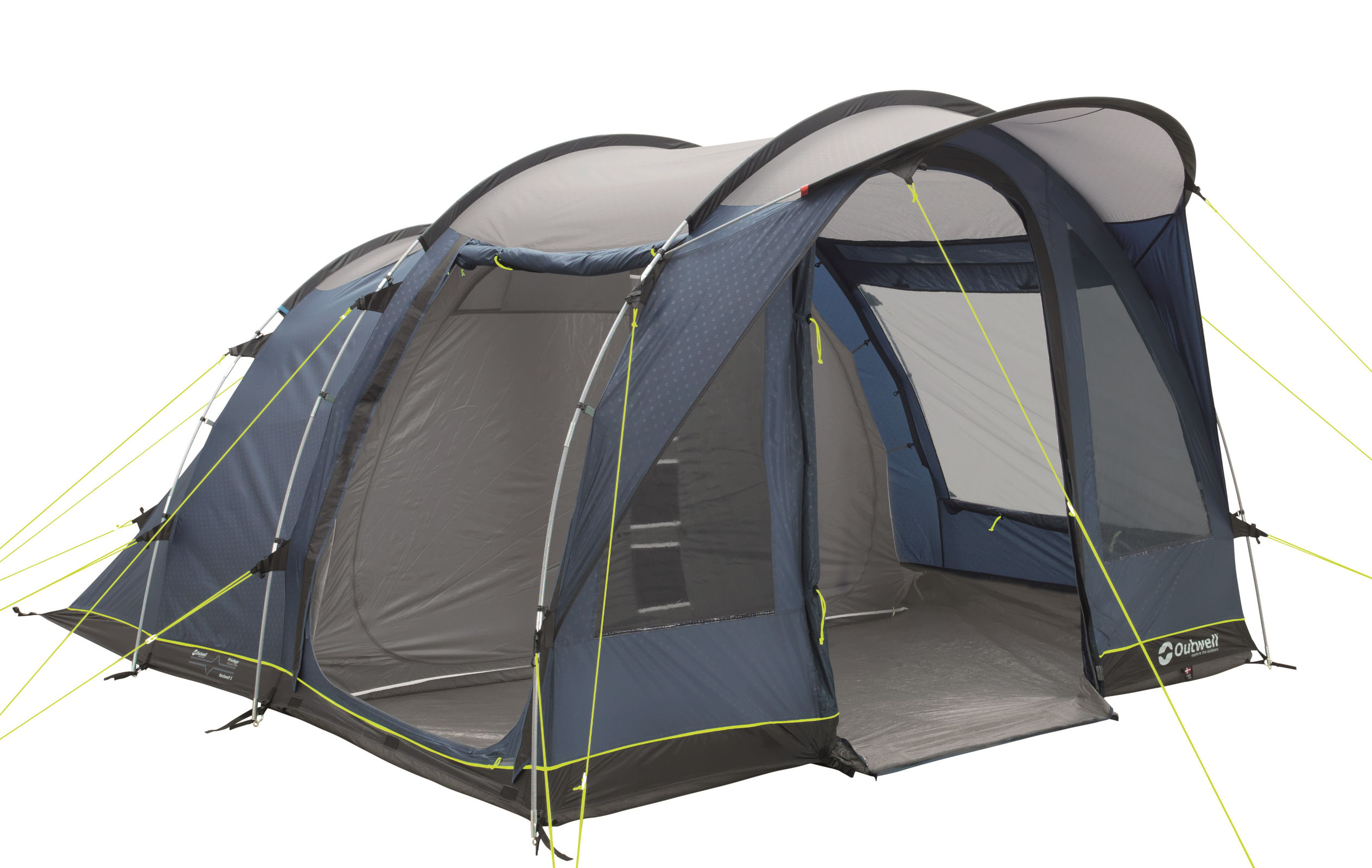 Outwell Rockwell 5 Tent - 2018  sc 1 st  C&erlands & Weekend Tents | Touring Tents | Small Family Tents
