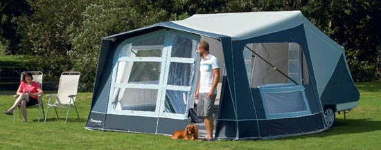 C&-let Royal Acrylic ... & Camp-let Royal Trailer Tent