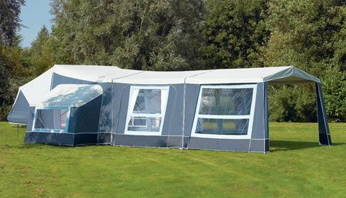 Camp Let Royal Trailer Tent