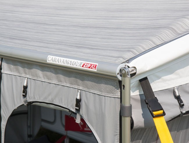 Caravanstore Awning With Sealed Room